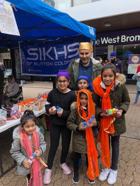 Sikhs of Sutton