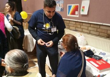Dr Sagoo Helping Elderly